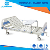 Best quality making hospital beds with mattress