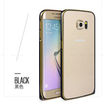 2015 new arrival pu leather mobile phone cases for samsung S6