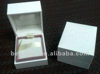 New design plastic packaging jewelry box
