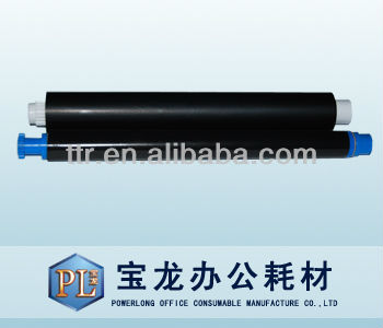 Ruban d'imprimante de télécopieur ruban supérieur supplirer de Chine mainland(CE+ROHS)