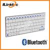 Small wireless bluetooth keyboard for hp mini 110 keyboard, iOS compatible wireless keyboard for iPad, iphone