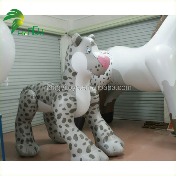 Giant Inflatable Leopard Decoration (2)