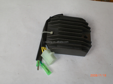 CA250 Motorcycle Voltage Regulator Rectifier 12v For Honda Prince/Good Quality Scooter Three Phase Controlled Rectifier