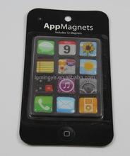 Iphone Photo Frame Epoxy App Icon Fridge Magnet