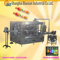 mineral water manufacturing machine/filling capping and labeling machine production