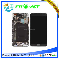 wholesale cheap price touch screen digitizer for samsung note 3 lcd screen assembly