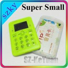 Multi Color Slim and Small Mobile Phone
