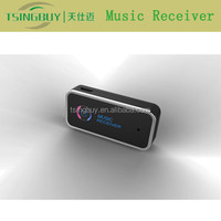 Made in China mini bluetooth music receiver target compatible with audio devices