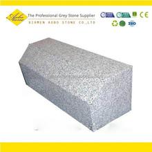 China Cheap Grey Granite Standard kerbstone sizes