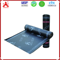 SBS Self Adhesive Modified Bitumen Waterproofing Membrane