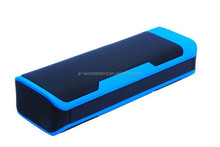 Outdoor SD Card Portable Power Bank Bluetooth Speaker, Wireless Charger with Bluetooth Speaker