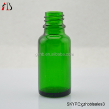 20ml glass dropper bottle olive oil/ essential oil bottle with infuser