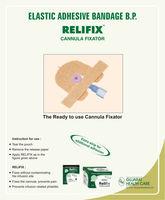 IV Cannula Fixation