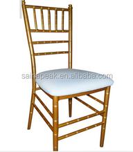hotel chiavari chair gold tiffany chair