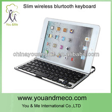 Compact bluetooth keyboard for ipad mini