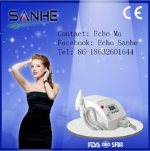 Super New Portable nd yag q-switched laser remove tattoo & skin care face lifting nd yag laser machine prices