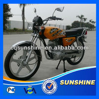 SX125-16A Moped CG125 Cheap 125CC Chopper Bikes