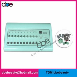 Bio electric frequency specific Muscle Stimulation microcurrent machine