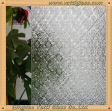 2014 the most fashion modern stained glass pattern glass free,glass painting patterns from qingdao manufactory
