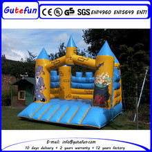 China factory price inflatable combo games