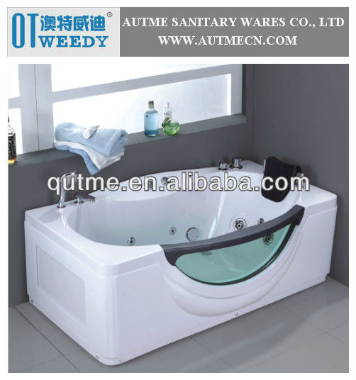Corner Walk In Bathtub With Shower Tub Shower Combo Small Bathtub Ab 026 Bu