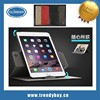 Original Rock brand rotation flip stand leather case for ipad mini 3 with auto sleep and wake up