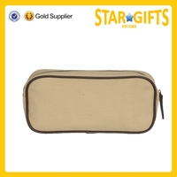 China Wolesale Utility Personalized Canvas Cosmetic Bag