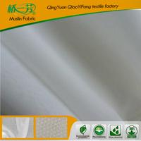 White Color 100% Cotton Velveteen Textile Uholstery Fabric