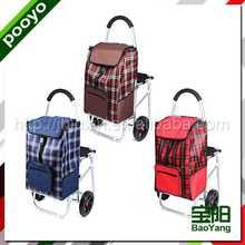 juxin hand shopping trolley foldable bag guangzhou