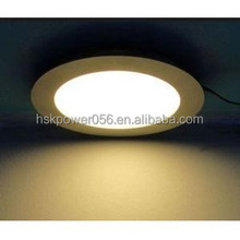 good fortune High quality SMD2835 10w 12w 15w 18w led round panel for 2015 China wholesale