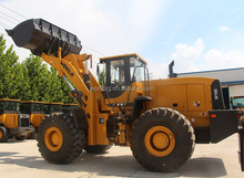 front loader 6 ton with powerful engine (W160)