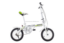 light weight china convenient children mini lovely folding bike sport bicycle