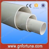 High Quality Half PVC Pipe