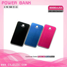 LED Portable Battery pack for APPLE Accessories