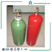 ISO9809 Standard 10litre High Pressure Seamless Steel Cylinder for Selling