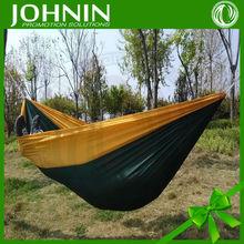 2015 fashion furniture outdoor hanging bed nylon taffta hammocks