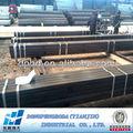 q235/20 # / 45 # Hot Rolled tamaños de tubo cuadrado / rectangular