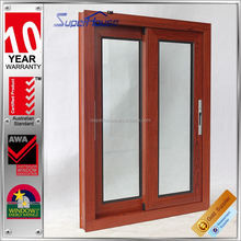 with AS2047 aluminium windows and doors Modern architectural design fixed panel sliding window