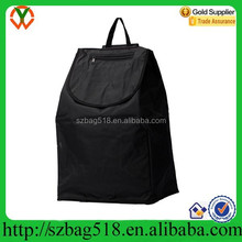 Foldable high quality oxford tote vegetable shopping bag