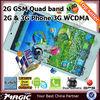 Cheap 6'' Dual SIM Card Dual Core Android 4.1 Mobile Phone