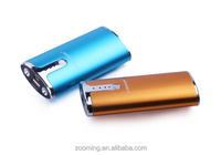 2014 Wholesale power bank mobile charger cheap price hand crank power bank