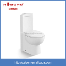 Ceramic economic modern two piece malaysia all brand toilet bowl