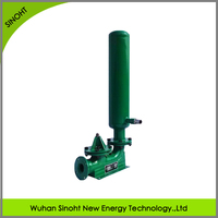 24 hHT-ZZ-50 sino-ht small model auto forest irrigation system water ram pump no oil no electricity high lift delivery