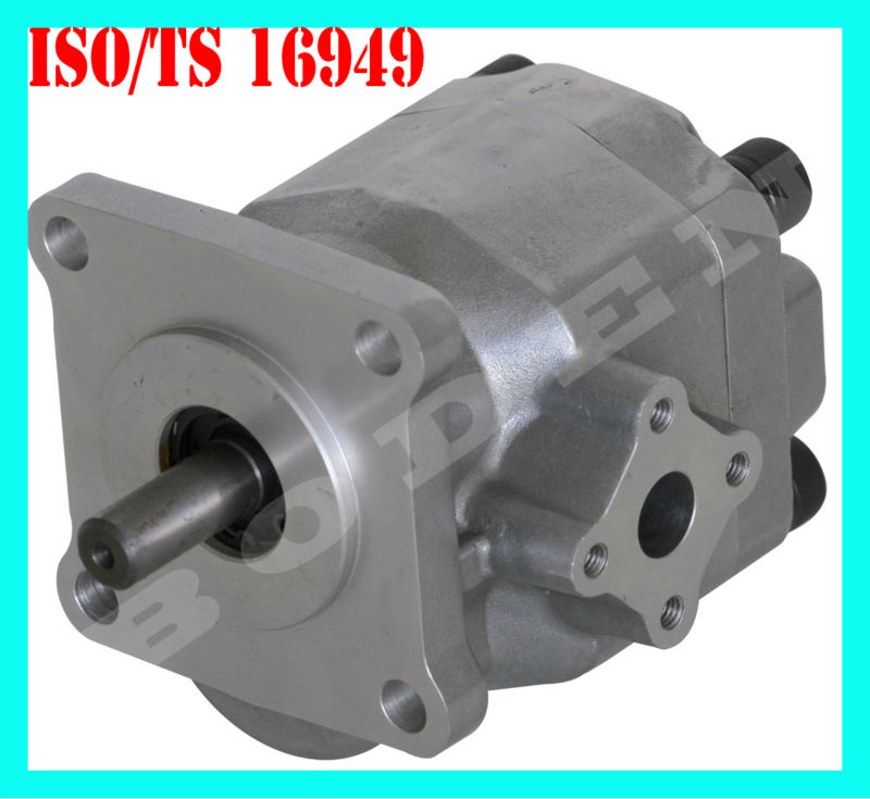 Kubota Hydraulic Pump : Kubota hydraulic gear pump view