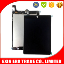 Best quality exported grade for ipad air 2 lcd display with digitizer