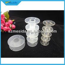 High quality small plastic spools