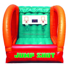 inflatable basketball shot on sale, inflatable basketball hoop, iinflatable basketball game