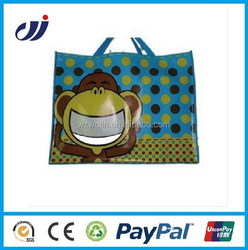 Eco-friendly cheap waterproof pp woven bag for packaging
