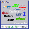 Manufacturing auto wiring harness of ev6 female -ev1 male injector with 18 years experience