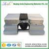 Neoprene expansion joint in construction expansion joint systems